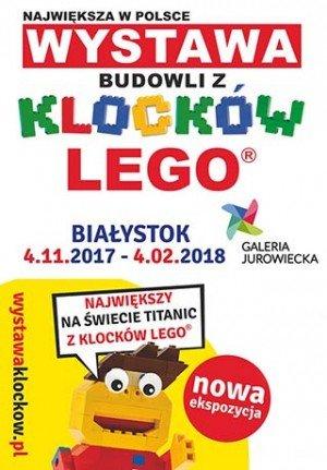 Выставка в Белостоке Строительство из кубиков Lego